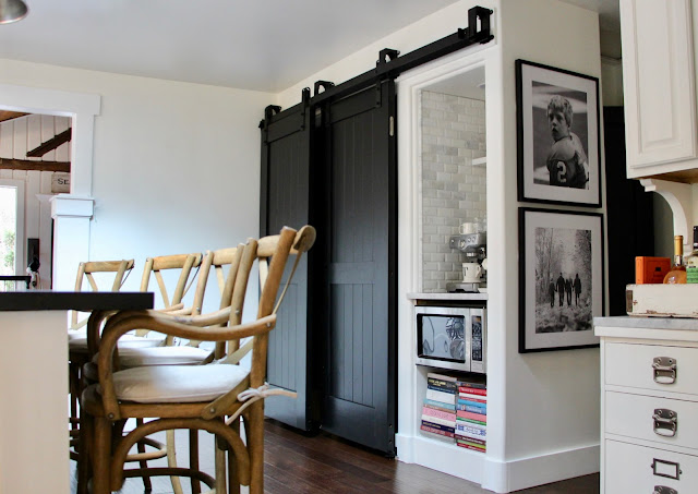 My Sweet Savannah Our New Pantry Barn Doors