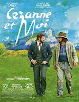 Poster de Cezanne et Moi (Cézanne y yo)
