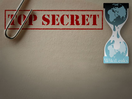 Wikileaks Dokumen Rahasia AS Dicuri Wikileaks Dengan Sebuah CD Lady Gaga