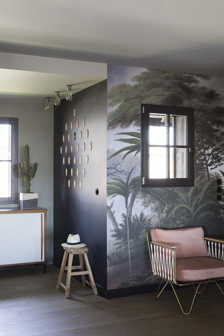 Decordemon C 233 Cile Simeone S Beautiful House In Lyon France