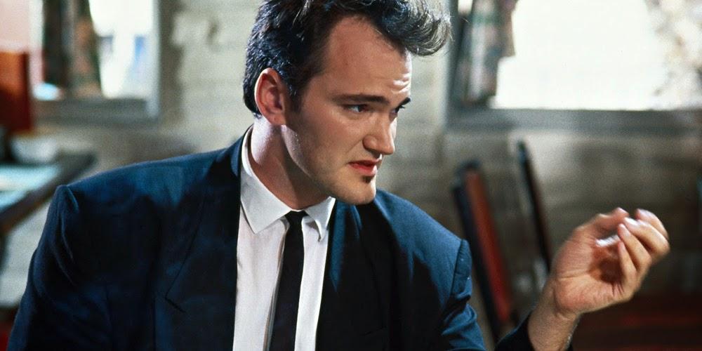 Quentin Tarantino Birthday