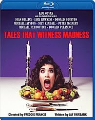 TALES THAT WITNESS MADNESS STARRING JOAN & KIM NOVAK .. JACK HAWKINS .. DONALD PLESCENCE
