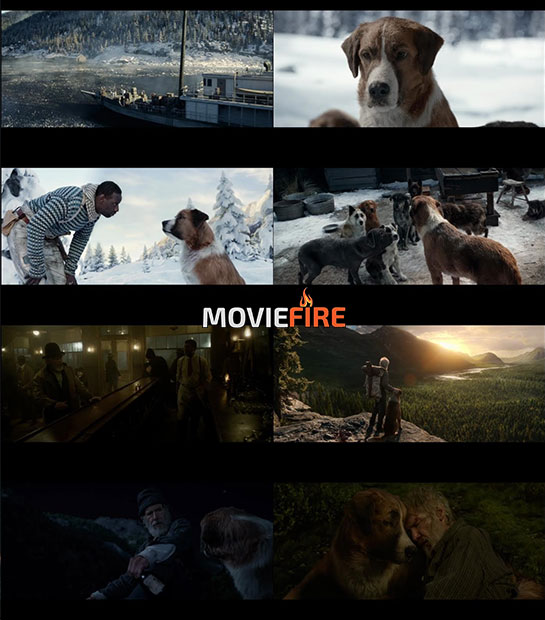 The Call of the Wild (2020) 1080p