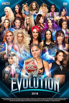 WWE Evolution 2018 Custom HD Latino 5.1