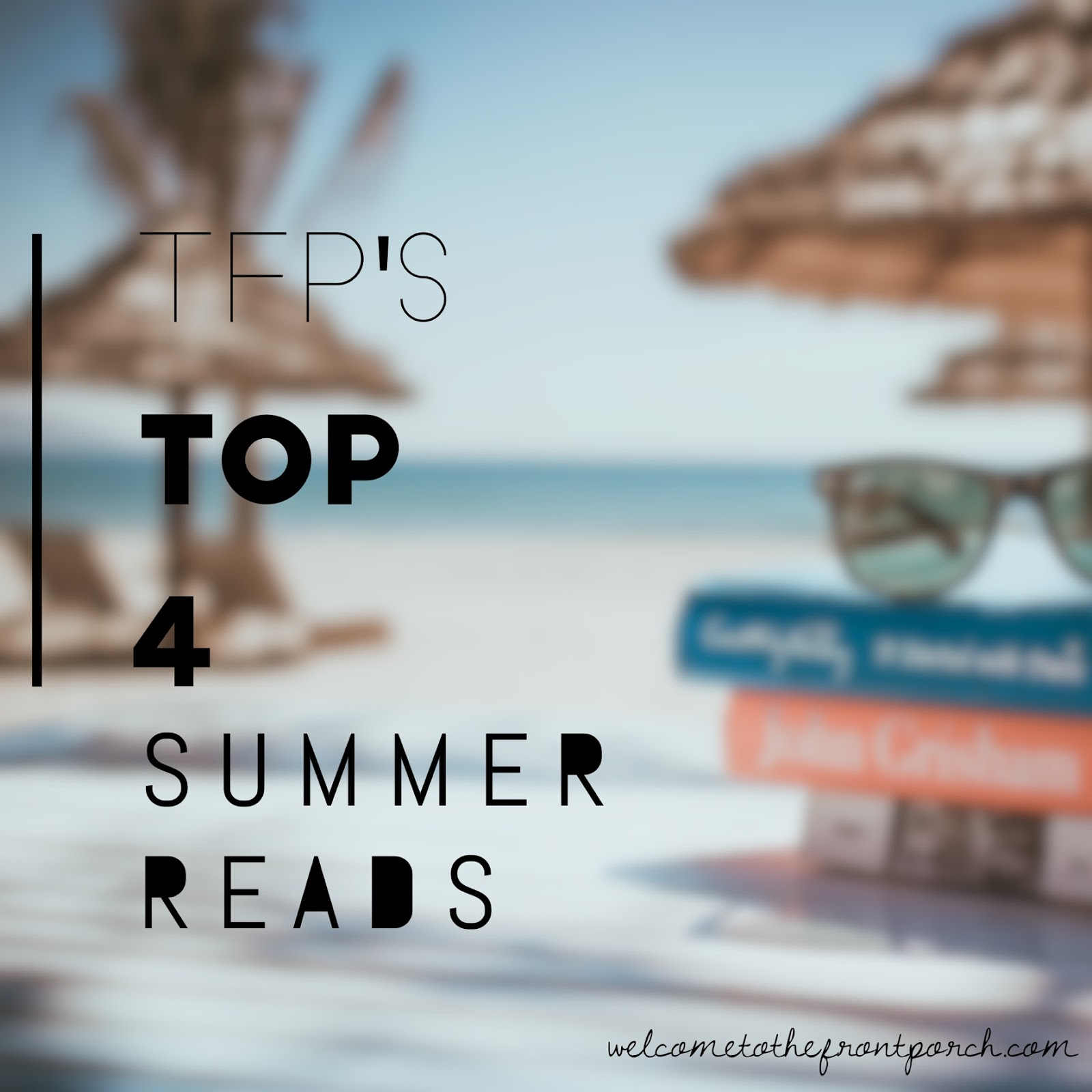 Favorite Summer Books | The Pineapple Porch