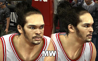 NBA 2K13 Chicago Bulls Face Pack