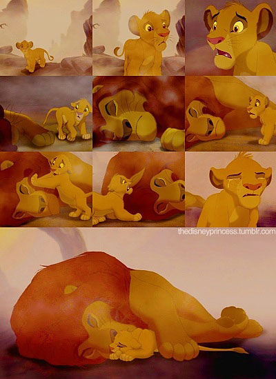 most heartbreaking scene of my childhood