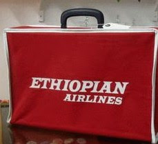 Ethiopian Air Baggage