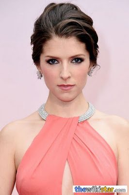The life story of Anna Kendrick, an American actress and singer .