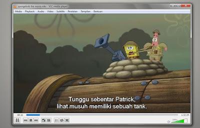 menggabungkan video dengan subtitle