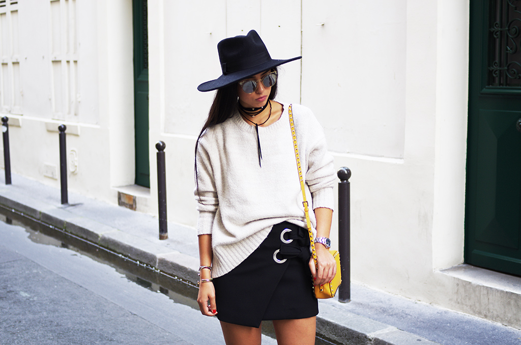 Fall is here outfit l Zara Valentino H&M l THEDEETSONE l http://thedeetsone.blogspot.fr