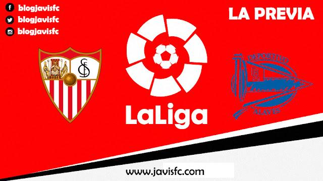 Previa Sevilla FC - Deportivo Alavés