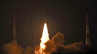 "ISRO launched the lightest satellite ""Kalamsat-V2"""