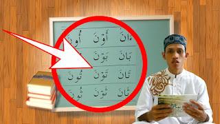 Metode Baghdadiyah Hal 6-11: Lanjutan Belajar Membaca Al Quran dengan Cepat dan Mudah