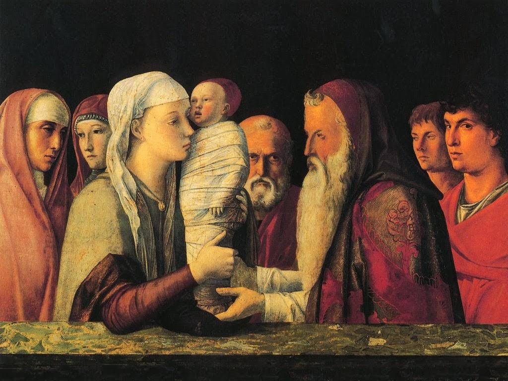 Presentación de Jesús, Bellini