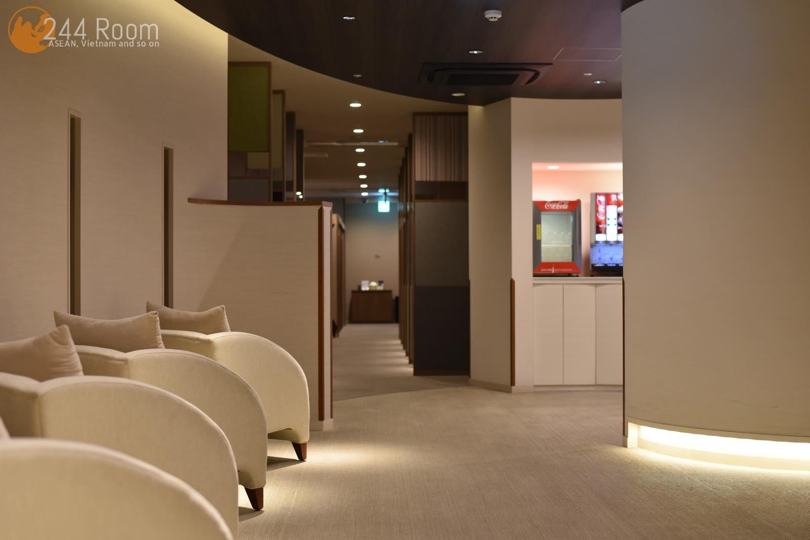 ビジネスラウンジもみじ Business lounge momiji3