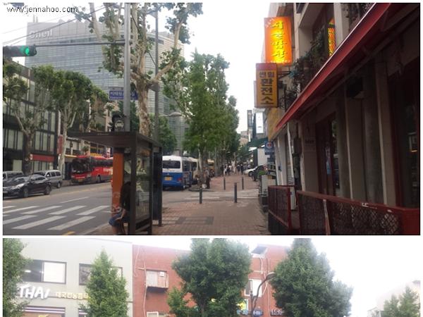 Itaewon, viimeinen päivä Etelä-Koreassa
