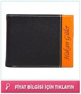 hediye deri cüzdan