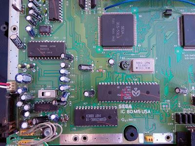 Sega Genesis - Mega Drive Americano - Z80