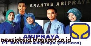 Lowongan Kerja BUMN PT Brantas Abipraya (Persero) Maret 2017