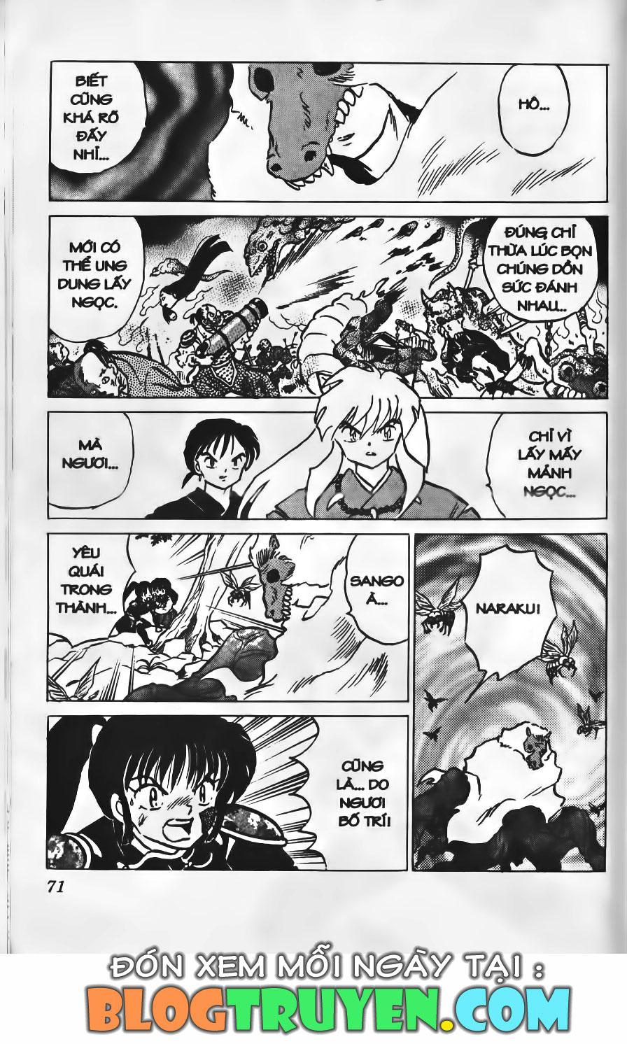 Inuyasha vol 10.4 trang 14
