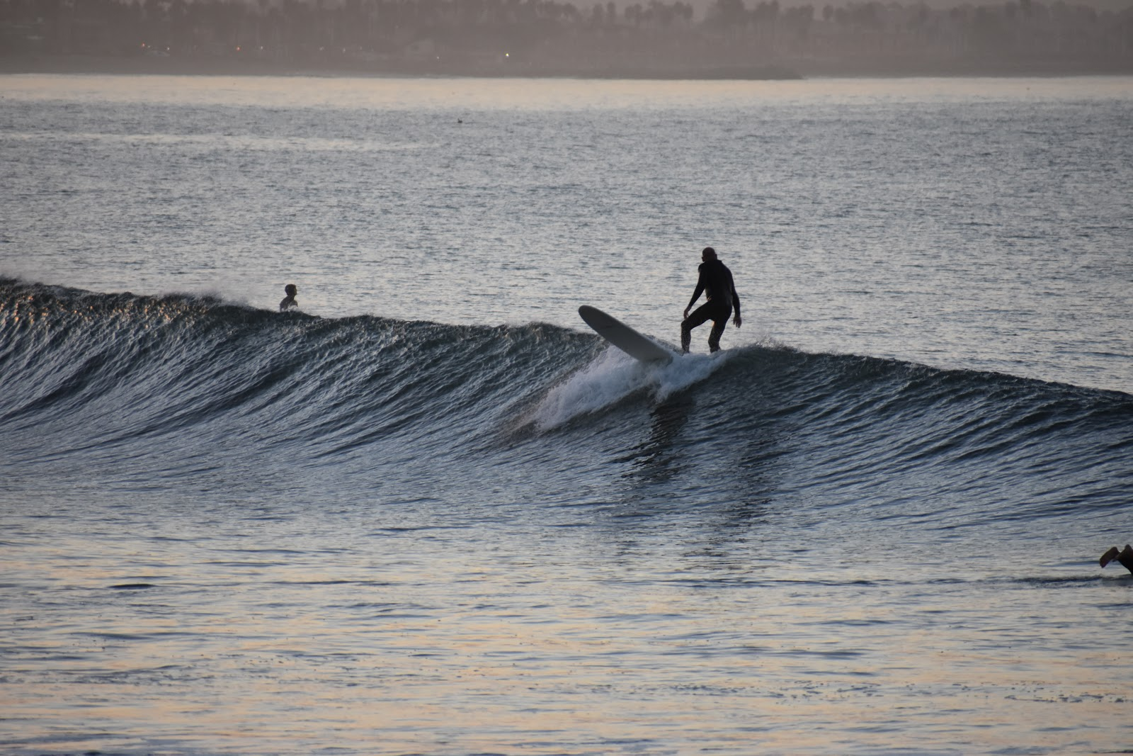 Travels with Rico and Nugget: DAWN PATROL, C STREET