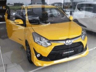 Harga Kredit Toyota Agya Murah DP 22 Jutaan