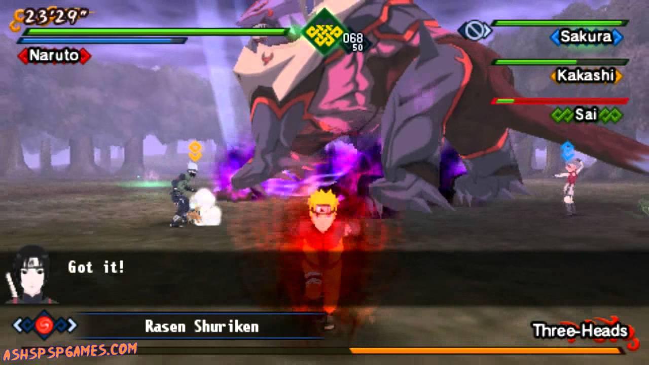 Naruto shippuden: kizuna drive screenshots neoseeker.