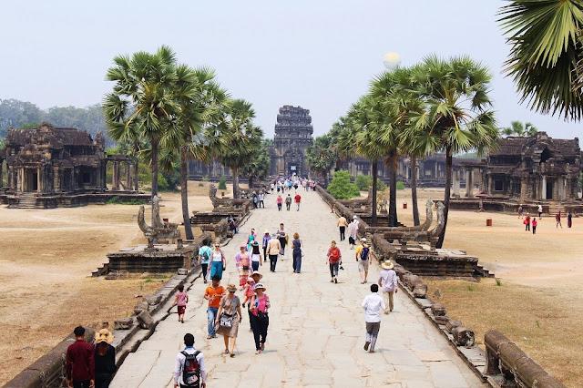 Angkor Wat, Siem Reap, Cambodia - Asia travel blog