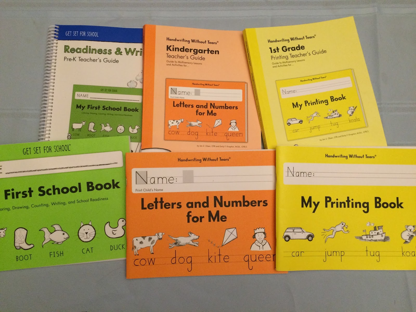 Living And Learning Reflections On Pediatric Occupational Therapy Handwriting Without Tears