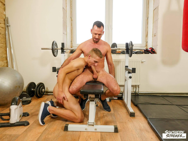 SouthernStrokes - Dave London and Oliver Morgenson - Boy Pump