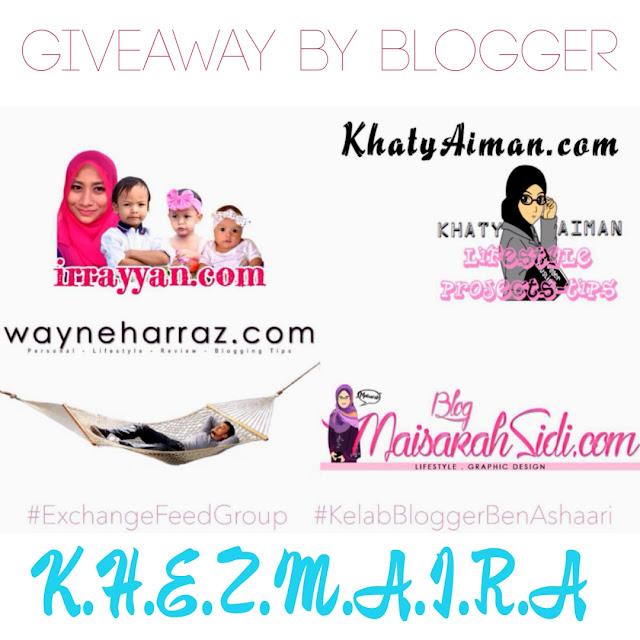 http://www.khatyaiman.com/2016/02/giveaway-februari-2016-by-blogger-khezmaira.html