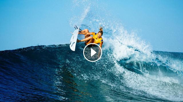 World champion Aussie surfer Stephanie Gilmore 60 Minutes Australia