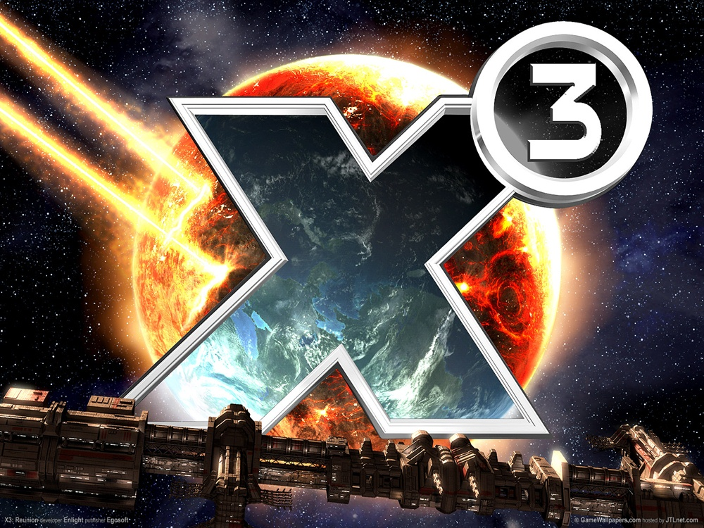 X3 Reunion Download Poster