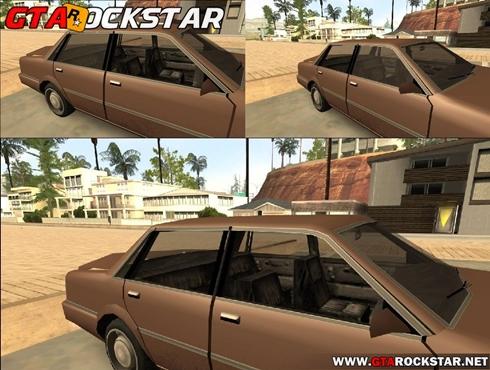 Mod Abrir/Fechar Vidros para GTA San Andreas