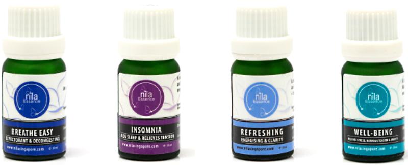 great singapore sale nila aromatherapy signature blends