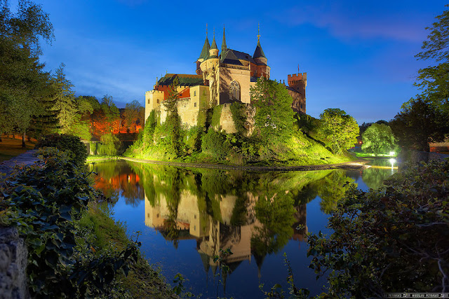 Castello Bojnice Slovacchia