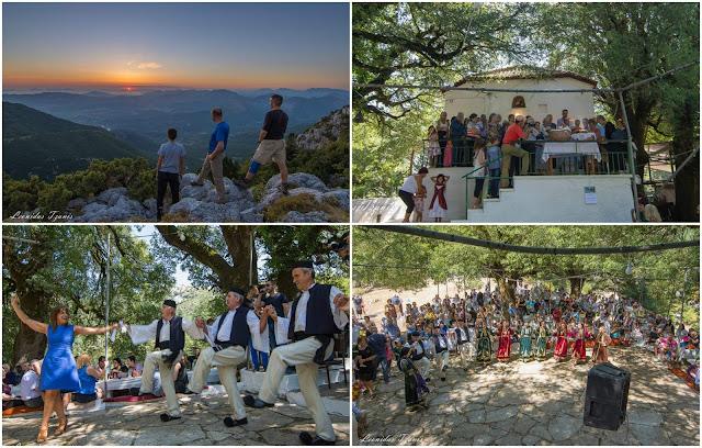 Με επιτυχία οι διήμερες εκδηλώσεις στην Λαμπανίτσα