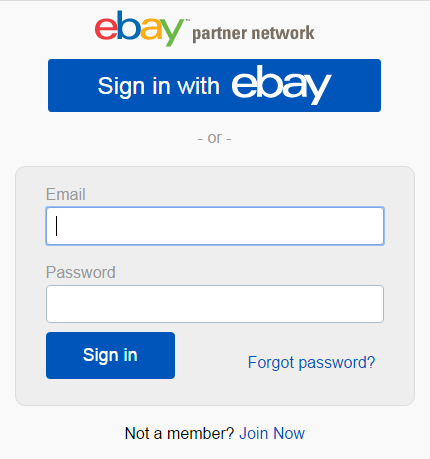 How To Create An E Commerce Platform Into Blogger And Earn Money With Ebay Affiliate Program In 30min Rankbrain