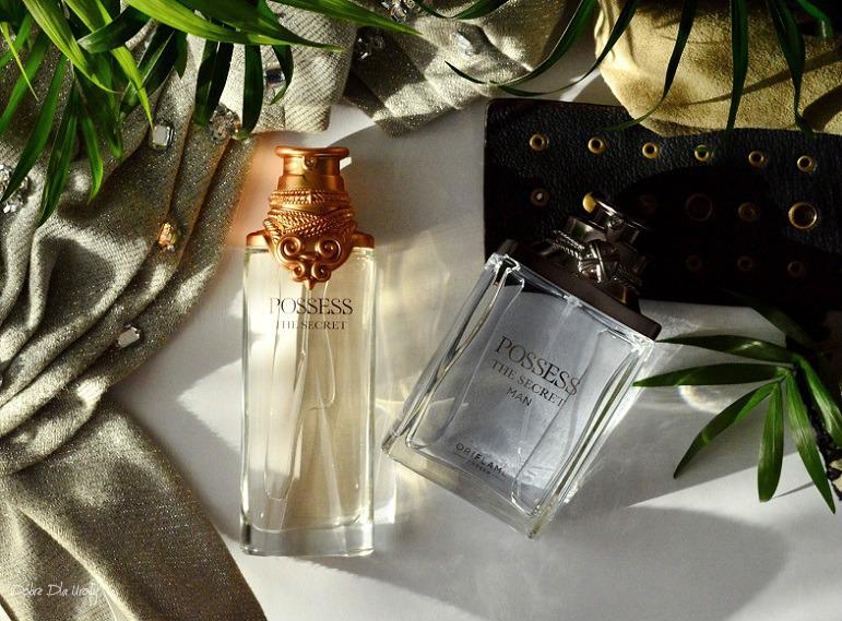 Oriflame nowe Wody perfumowane Possess The Secret dla Niej i dla Niego