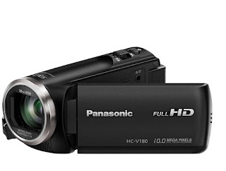 Videocamera Panasonic HC-V180EG-K