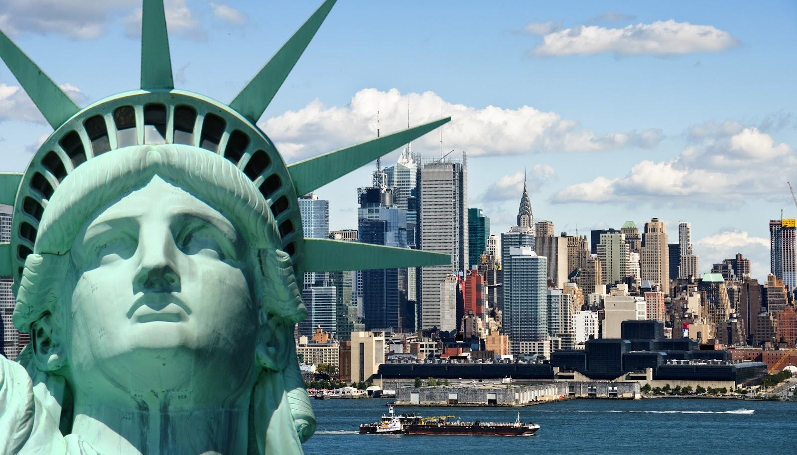 Nova York de Graça! Guia com 27 pontos turísticos imperdíveis! - Na ... 744a9c12ec3