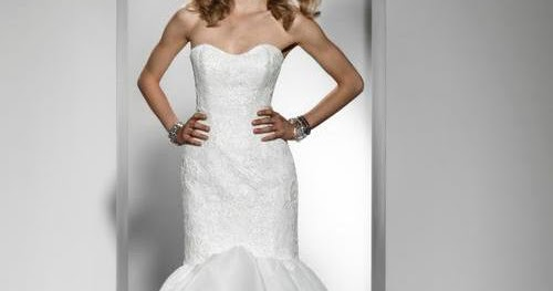 Wedding Dresses Under 500: WhiteAzalea High-Low Dresses: Stand Out With Your High-low