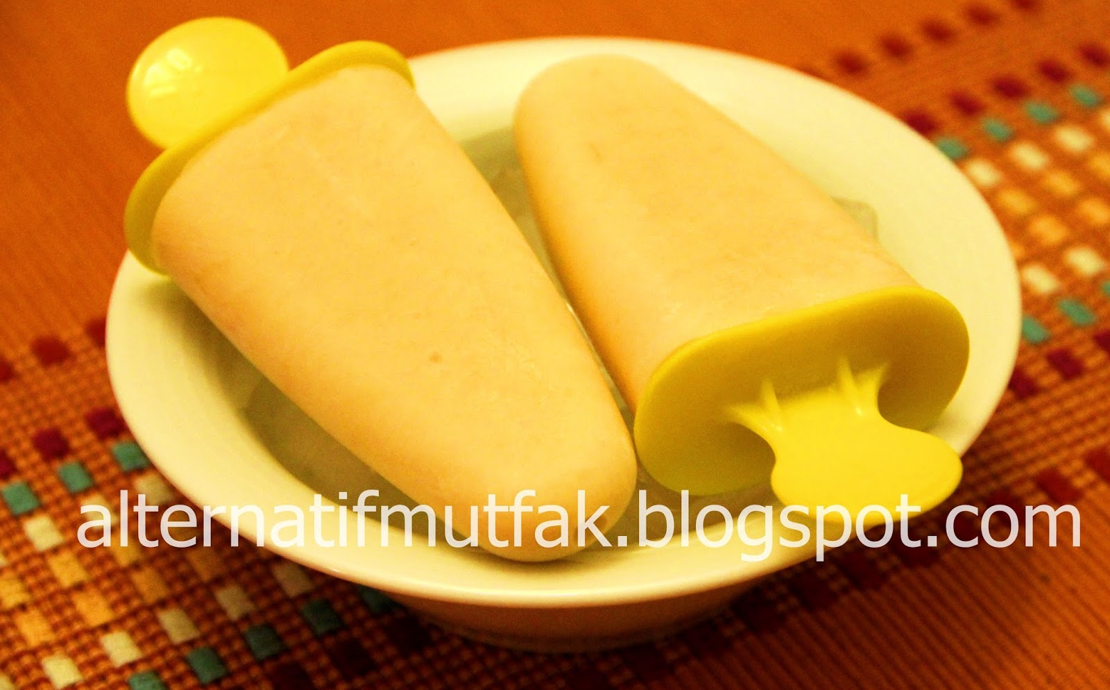 Şeftalili Dondurma Tarifi