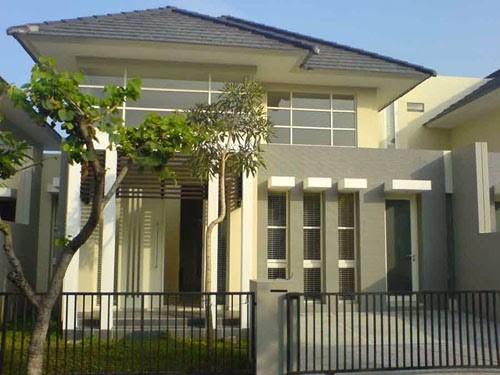 model rumah tingkat minimalis 6