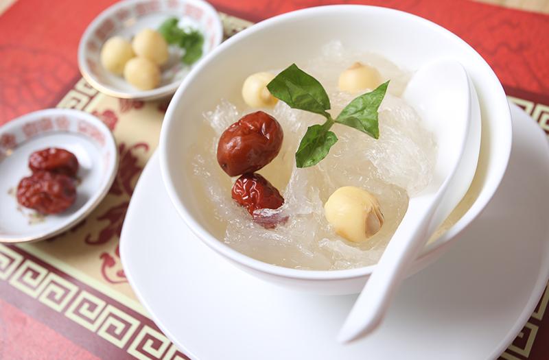 Birds nest soup recipe