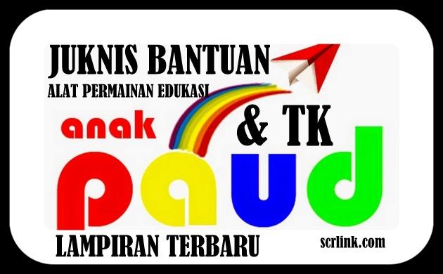 Download JUKNIS Bantuan APE PAUD & TK Terbaru