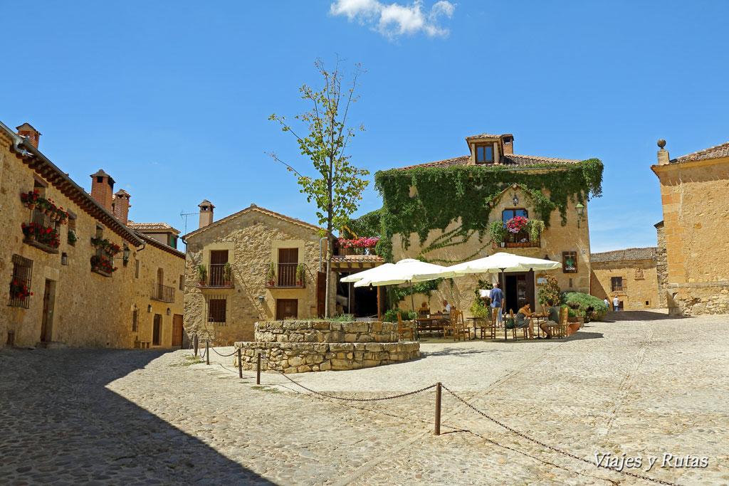 La villa medieval de pedraza segovia viajes y rutas - La olma de pedraza ...