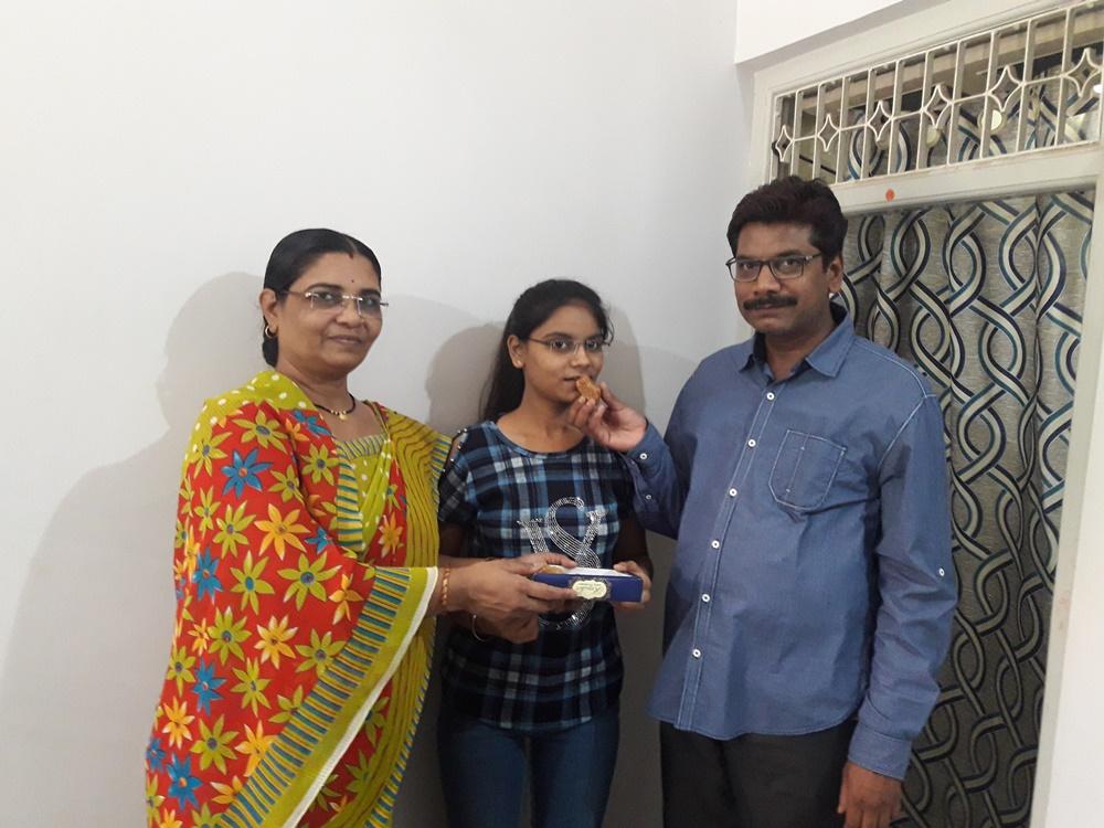 केन्द्रीय विद्यालय की पूर्णिमा ने सीबीएई परीक्षा में मारी बाजी-Purnima-Kendriya-Vidyalaya-has-won-the-CBSE-exam