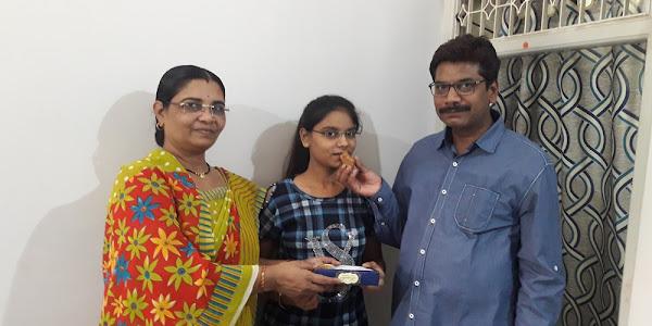 केन्द्रीय विद्यालय की पूर्णिमा ने सीबीएई परीक्षा में मारी बाजी